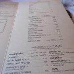 More menu