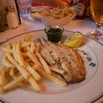 Grouper and fries