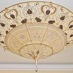 I lampadari Fortuny di Venetia Studium delle camere Deluxe e Family