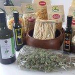 Jomfruolien og pasta