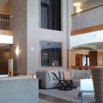 Lobby Area, Drury Inn