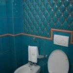 beautiful blue tile