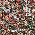 Loved the gum wall, remember to buy some gum beforehand!