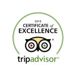 Very proud of our certificate of Excellence