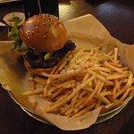 Rancid Elk Burger...
