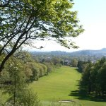 Look from Corstorphine Hill