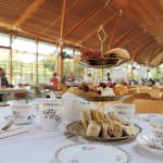 Afternoon Tea at the Refectory Café