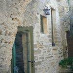 l'entrée de la chambre Barnabé
