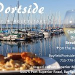 Portside on the water!