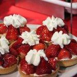 petite tartelette a la fraise