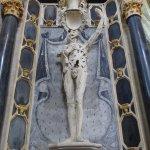 Le Transi de René de Chalon, statue funéraire due à Ligier Richier (église St Étienne de Bar-le-