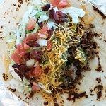 Burritos Alinstante Foto