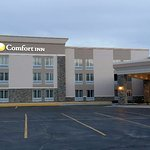 Newly opened Comfort Inn Edwardsville, IL