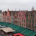 Bruges Roofs