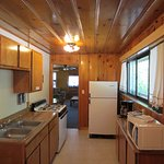 Cabin - Two Bedroom (large) Kitchen