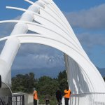 Bridge cleaning and Taranaki
