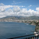 Sorrento from room 309