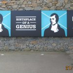 """the """"genius""""of the man there for all to see and learn"""