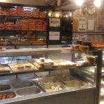 Yummy range of sweets at Delhi Mistan Bhandar