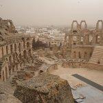 Foto di El Jem Amphitheatre