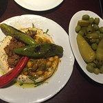Some yummies in the Kosher Dinitz Prague