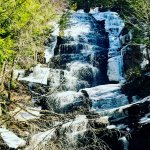Lye Brook Falls Photo