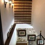 Main house stairway