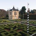 English knot garden