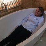 Bath Tub in our En suit