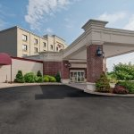 Hampton Inn Pawtucket