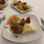 Delicious Indian starters