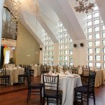 Restaurante finamente decorado