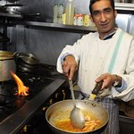 """""""Abdul Mannan"""" The owner and Main Chef"""