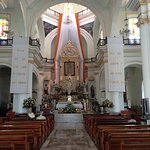 Centre Area of The Church of Our Lady of Guadalupe