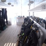 Foto di Blue Paradise Diving Center