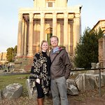 Ancient Rome on Christmas Eve