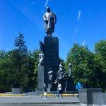 Памятник Шевченко в Харькове
