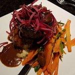 Steak Diane at Marco Polo's