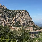 We hike to the other side of Montserrat