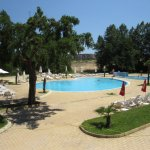 wonderful pools, hotel Kamenec