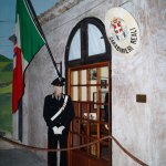 Riproduzione della Caserma dei Carabinieri!
