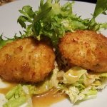 Japanese Crab Cakes