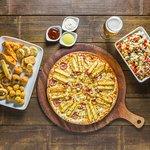 pizza - pasta - finger food