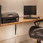 Business Center- Free high speed Internet.