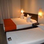 Habitación Estandar con cama supletoria