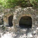ローマ人の住居遺跡