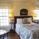 Room Three...Queen Bed...2nd Floor...En Suite Bath...Sleeps 2