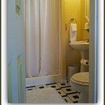Room One...En Suite Shower Bath