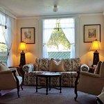 Room Two...Cozy Bay Window Alcove Sitting Area