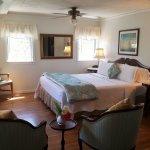 Room Six...2nd Floor...King Bed...En Suite Bath...Garden View